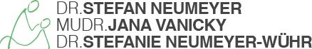 Zahnärzte in Eschlkam – Gemeinschaftspraxis Dr. Neumeyer · MUDr. Vanicky · Dr. Neumeyer-Wühr Logo